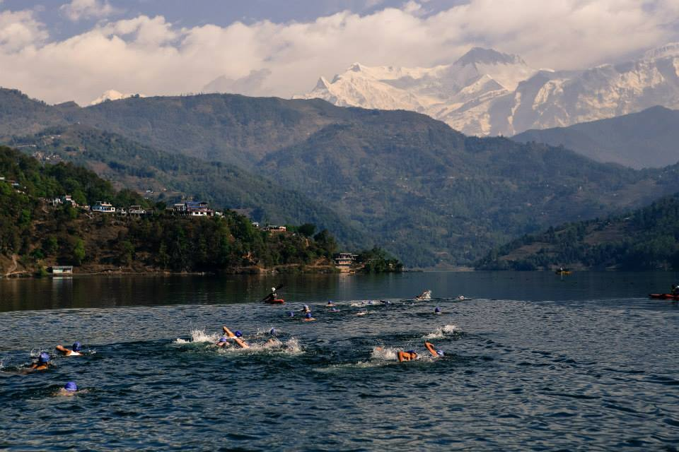 Himalayan Rush Swimmers