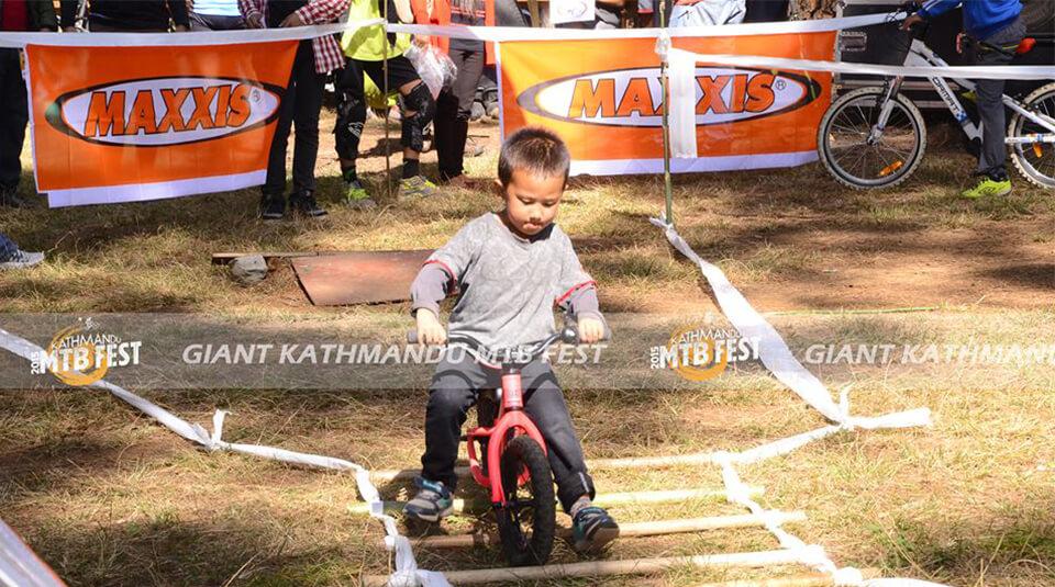 Kathmandu MTB Fest Kids Track