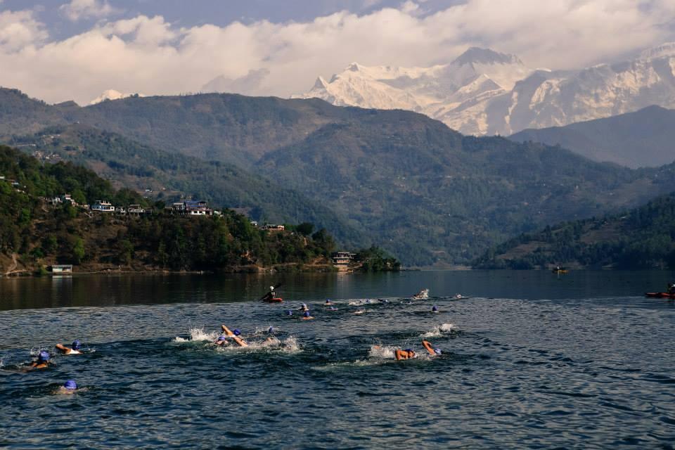 Himalayan Rush Swimmers
